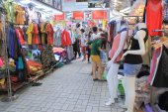 Shopping market Bangkok — Fotografia Stock