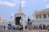 Grand Palace Bangkok Thailand — Stock Photo