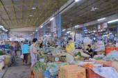 Lokale markt Bangkok Thailand — Stockfoto