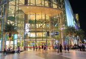 Bangkok night shopping — Stock Photo