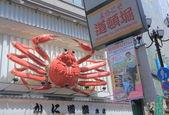 Dotonbori Osaka Japan — Stock Photo