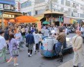 Tsukiji market Tokyo Japan — Fotografia Stock