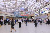 Ueno train station Tokyo Japan — Stock Photo