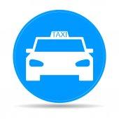 Taxi icon — Stock Vector