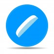 Постер, плакат: Comb vector icon