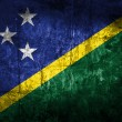 Grunge Solomon Islands Flag — Stock Photo #59508529