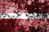 Latvia flag — Stock Photo