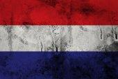 Netherlands Flag — Stock Photo