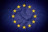 A bandeira da união europeia — Foto Stock