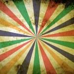Multicolor Sunbeams grunge — Stock Photo #60099433