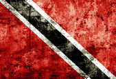 Tobago Flag — Stock Photo