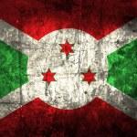 Grunge Burundi Flag — Stock Photo #60139995