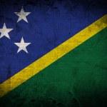 Grunge Solomon Islands Flag — Stock Photo #60603929