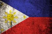 Drapeau des philippines — Photo