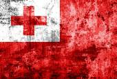 Tonga Flag — Stock Photo