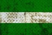Rotterdam City Flag — Stock Photo