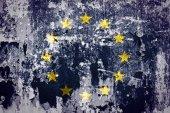 European Union flag — Foto Stock