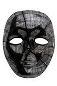 Wood mask — Stock Photo
