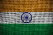 India flag — Stock Photo
