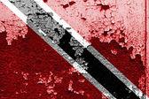 Trinidad and Tobago flag — Stock Photo