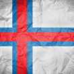 Grunge Faroe Islands Flag — Stock Photo #61358945