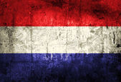 Grunge France flag — Stock Photo
