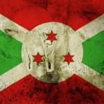 Grunge Burundi flag — Stock Photo #61630885