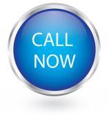 Call now button — Stock Vector