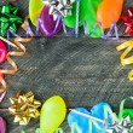 Happy birthday backgrounds — Stock Photo #79134736