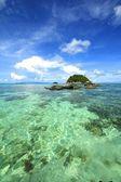 Lipe sea ,Satul Thailand — Stock Photo