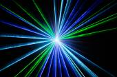 Laser — Stock Photo