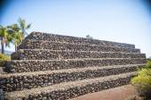 Pyramids in Guimar, Tenerife, Canary Islands, Spain — Stock Photo