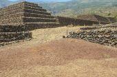 The Pyramids of Güímar , Tenerife, Canary Islands, Spain — Stock Photo