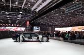Giugiaro Gea koncepcja na Geneva Motor Show 2015 — Zdjęcie stockowe
