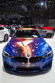 Hamann BMW M4 at Geneva Motor Show 2015 — Stock Photo