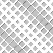 斜め紙格子、ベクターのシームレスなパターンを抽象化します。 — ストックベクタ