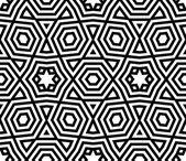 Streszczenie wektor geometryczny wzór — Wektor stockowy