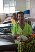 Konga, Demokratyczna Republika Konga — Zdjęcie stockowe