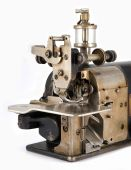 Old Industrial Sewing Machine. — Foto Stock