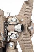 Close up of 8mm Film Projector. — ストック写真
