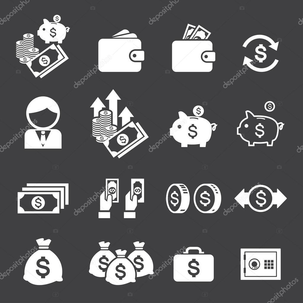 条例草案和金钱的图标 #60565619