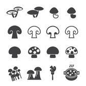 Mushroom icon — Stock Vector