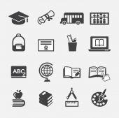 教育 — 图库矢量图片