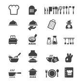 Cook icon — Stock Vector