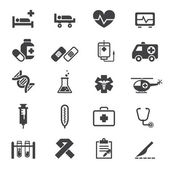 562 Medical Icons — Stock Vector