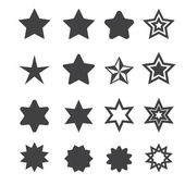 Star icon — Stock Vector
