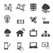 Tachnology icon — Stock Vector