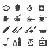 Cooking icon — Stock Vector