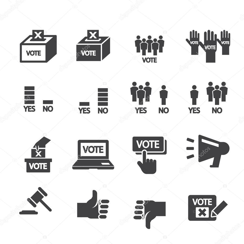 Demokratie Symbol