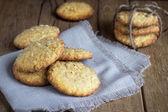 Oatmeal cookies — Стоковое фото